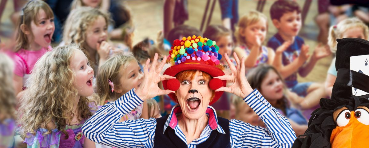 PomPom kids entertainer slider image