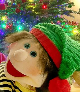 Elf School Christmas children's show
